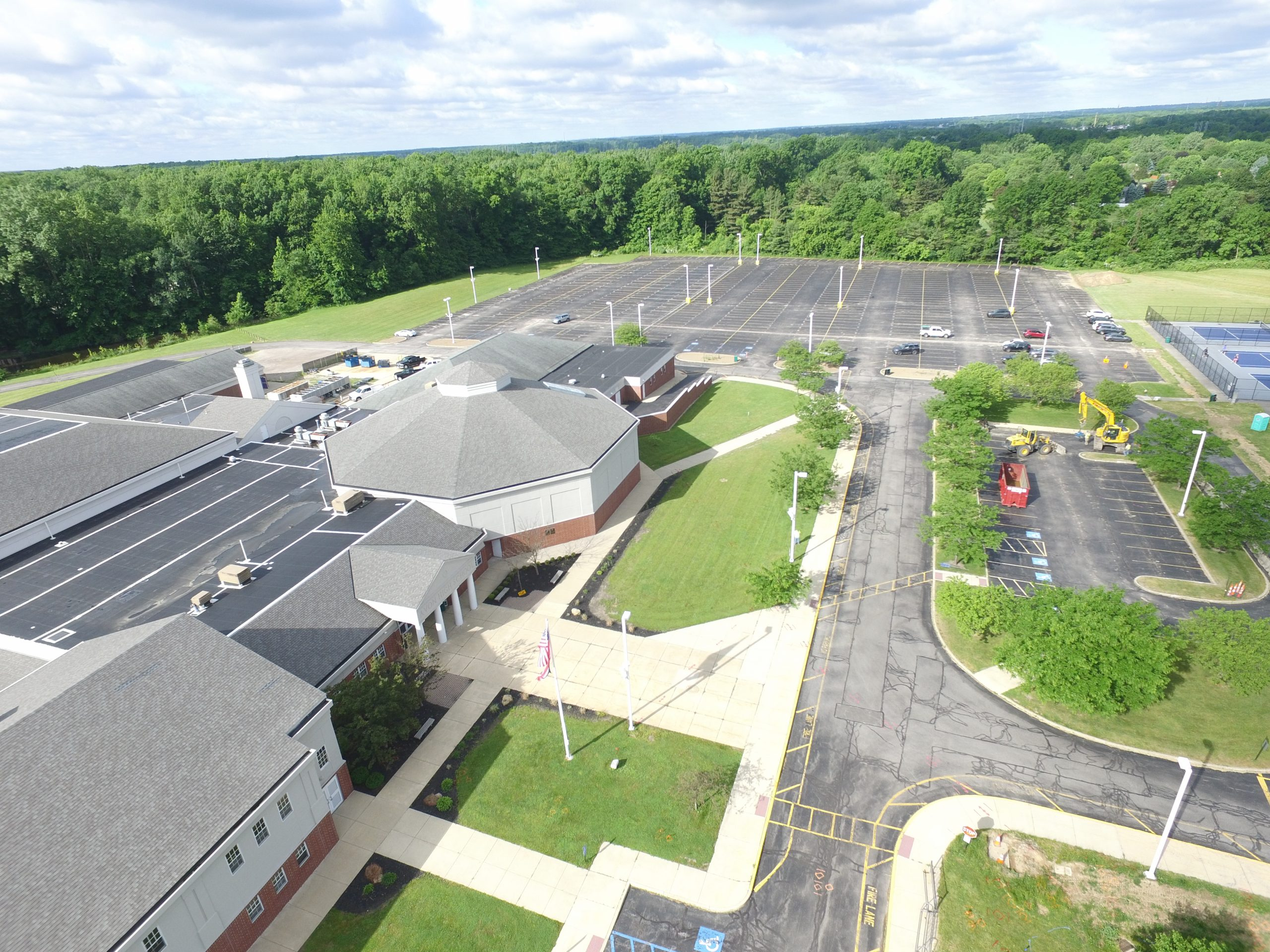 Avon Schools - Performing Arts Center